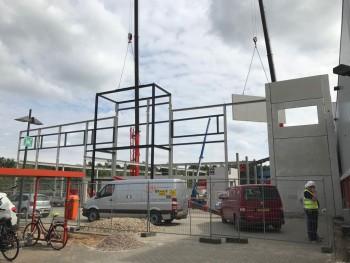 H. VON GIMBORN GMBH - Herstellung Industriegebäudes in Emmerich am Rhein