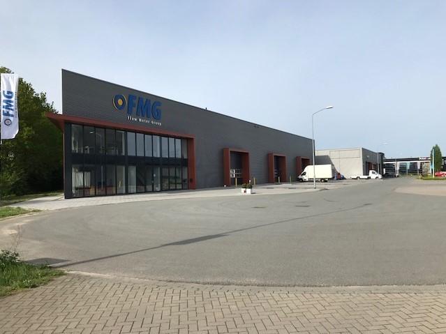 Flow Meter Group B.V. - Nieuwbouw bedrijfspand te Doetinchem