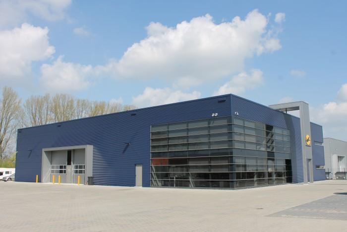Aircargo Transport GmbH - Kantoren met opslagruimte in Emmerich am Rhein