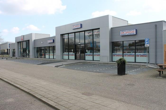 Winkel KIK en Die Grenze - Nieuwbouw winkel Kik en Die Grenze in Doetinchem